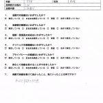 シミ取り・レーザー治療(患者様の声vol.48)